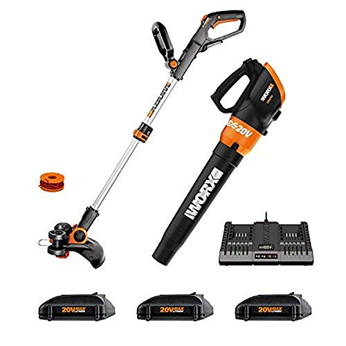 WORX Blower Trimmer Combo