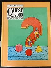 Quest 2000 Exploring Mathematics: Student Book Grade 6