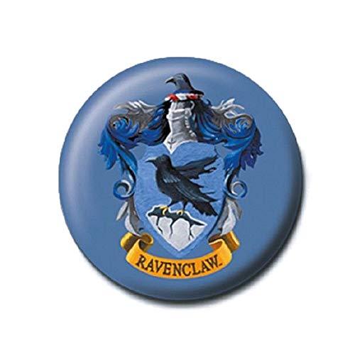 Pritties Accessories Echter Warner Bros Harry Potter Ravenclaw Hauswappen Taste Abzeichen Stift Hogwarts