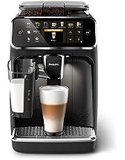 Philips Espressomachine Series 5400 - 12 Koffiespecialiteiten - Eenvoudig LatteGo melksysteem - Kleuren touchdisplay - Extra shot - 4 Gebruiksprofielen - Keramische maalschijven - EP5441/50