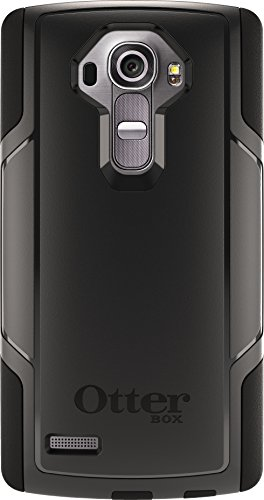 OtterBox Commuter Case for LG G4 - Retail Packaging - Black