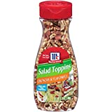 McCormick Crunchy & Flavorful Salad Toppings (Crunchy Salad Topper Mix), 3.75 oz