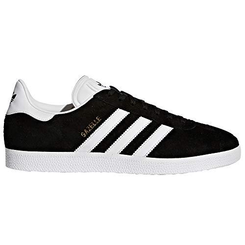 Gazelle, Zapatillas Deportivas para Mujer, Sneaker Casual, As (39 EU, FTWR Blanc - Core Noir - Gold Metallic)