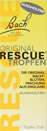 Bach Original Rescue Tropfen alkoholfrei, 10 ml Lösung