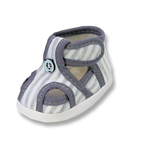 Baby Schuh-e TP33 Gr. 17 Sandalen für Babies Mädchen und Jung-s zu Taufe-n und Hochzeit-en