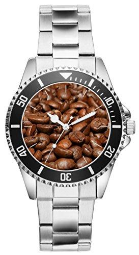 Geschenk für Kaffee Liebhaber Trinker Barista Fans Freunde Uhr 6135