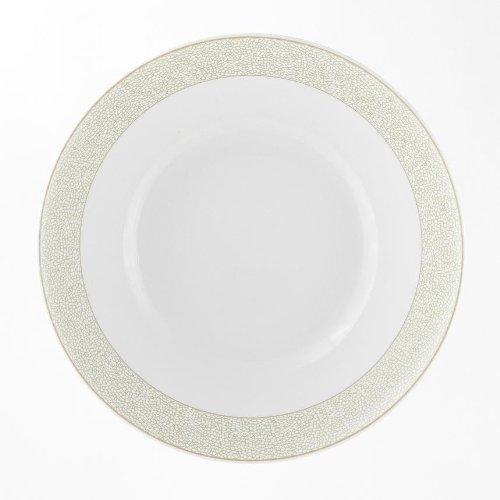 Saladier rond 23 cm Corète du Japon en porcelaine
