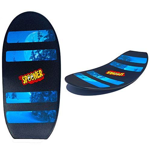 Spooner Boards Freestyle - Black