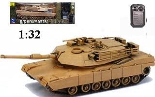 RC Tank M1A1 Abrams Remote Control Tank 1:32 Scale
