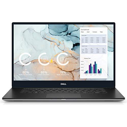 Dell Precision 15 5540 Mobile Workstation, Grey, Intel Core i7-9850H, 32GB RAM, 1TB SSD, 15.6' 3840x2160 UHD, 4GB NVIDIA Quadro T2000, Dell 3 YR WTY + EuroPC Warranty Assist, (Renewed)