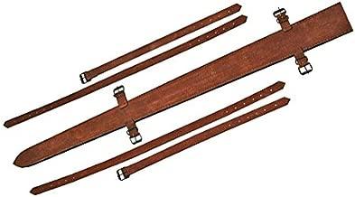 SZCO Supplies Suede Sword Sheath