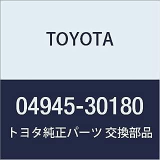 04945-30180 Toyota Shim kit, anti squeal, front 0494530180