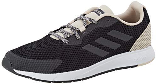 adidas Sooraj, Zapatillas de Running Mujer, Noir Gris Foncã Beige, 40 2/3 EU