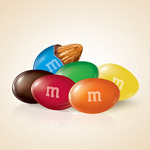another image of Mars Chocolate Candies M&Ms Almond