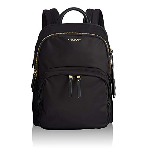 TUMI Women's Voyageur Backpack, Black - Dori, One Size