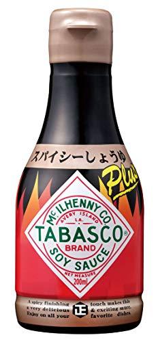 正田醤油 タバスコスパイシーしょうゆPlus 200ml ×6本