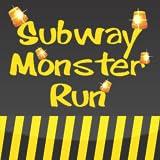 Subway Monster Run