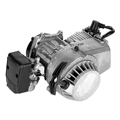 Motore 49cc 2 tempi Pull Pull Engine, motore 49cc 2 tempi Pull Start Start sostituzione per motore Mini Pocket Pit Quad Dirt Bike Atv Buggy