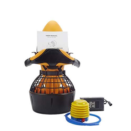 Leichter Unterwasserscooter zum Tauchen im Flachwasser Bild 2*