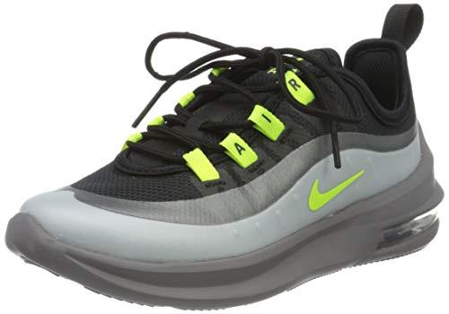 Nike Air MAX Axis (PS), Zapatillas para Correr para Niños, Black/Volt/Gunsmoke/Volt, 28 EU