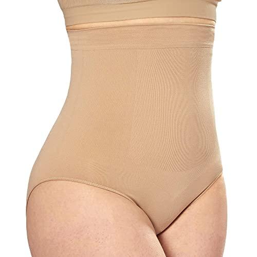 Shapermint Body Shaper Tummy Control Panty - Shapewear for Women Nude