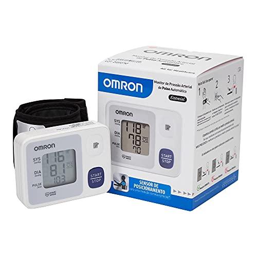 Monitor De Pressão Arterial De Pulso Essencial - Omron