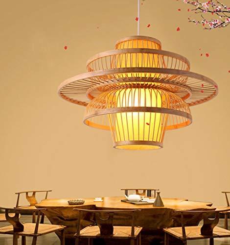 Chinese kandelaar, handgemaakt, retro, bamboe, lantaarns, café, creatief, woonkamer, restaurant, bamboe, eenvoudige persoonlijkheid, kandelaar 40