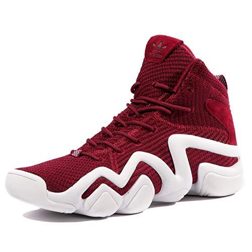 adidas Crazy 8 PK ADV, Zapatillas de Deporte Unisex Adulto, Rojo (Buruni/Buruni/Ftwbla), 37 1/3 EU