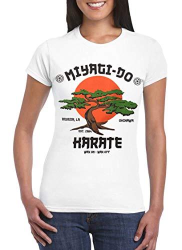 UZ Design Camiseta Miyagi Do Mujer Niño Fan Art Cobra Kai Karate...