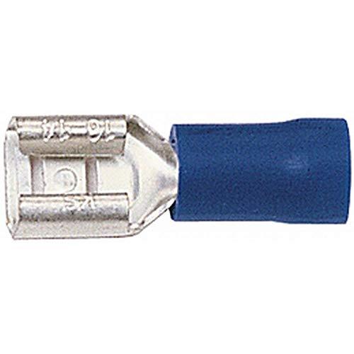 HELLA 8KW 044 022-822 Leitungsverbinder, Flachsteckhülse, 1,5-2,5 mm², Set