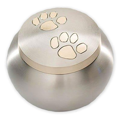 Pawsitively Cherished Pet Urn