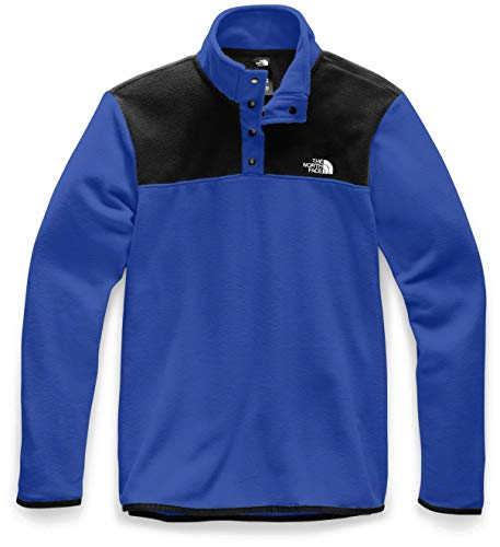 The North Face TKA Glacier 1/4 Zip TNF Blue/TNF Black LG