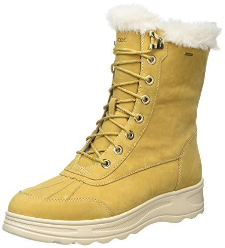 colateral Nabo si  Geox D HOSMOS B ABX B, Botas de Nieve Mujer - Moda, Calzado y Complementos  Low Cost