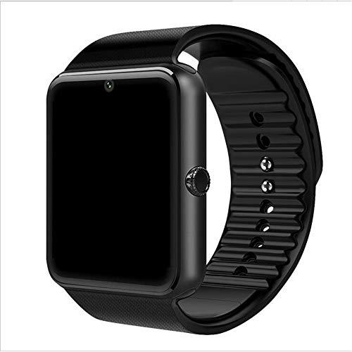 LIYANGEP Reloj Inteligente Gt08 para Apple Watch Relojes para Hombre Y Mujer Android Smartwatch Productos Electrónicos Inteligentes con Cámara Tarjeta Sim TF PK Y1