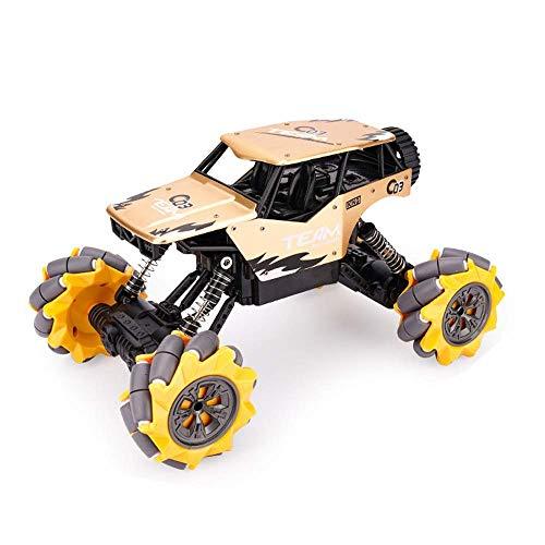 Este es un regalo que los niños adoran mucho. 1: 10 Gravedad Somatosensor Remote Control Remoto Off-Road Vehicle Neumático Universal Carga de carga Ahorro de energía Drift Drift Stunt 360-Grado Rotaci
