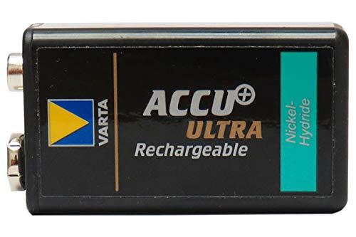 7.2 Volt Varta 150 mAh 6/8H NiMH Battery (9V Size)