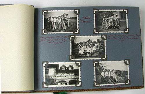 Privates Fotoalbum Jerichow 1950 (Sanatoriumsaufenthalt/Heilstättenaufenthalt)