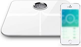 HJTLK Báscula de baño Digital, báscula de Grasa Corporal Libra, balanza de precisión, balanza Bluetooth, báscula electrónica