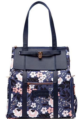 Sarah Wells Marie Breast Pump Bag (Le Floral)