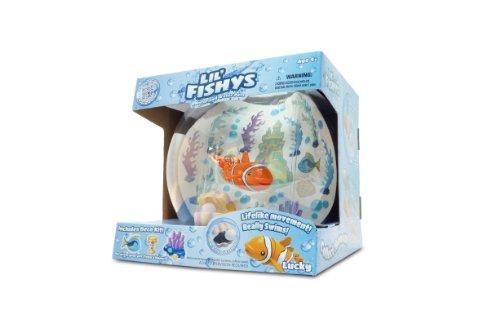 Price comparison product image Lil Fishy Aquarium Lucky Playset