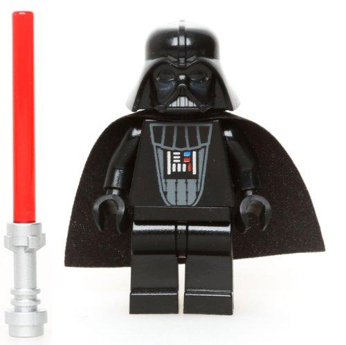 LEGO Star Wars Minifigur Darth Vader (Imperial Inspection) mit Laserschwert