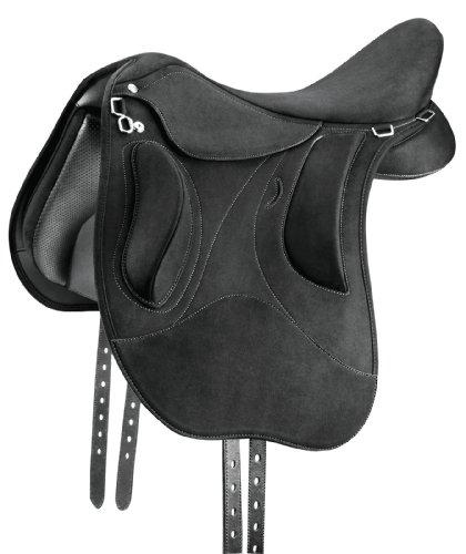 Waldhausen Wintec Pro Endurance, CAIR, schwarz, 18'/46 cm, schwarz, 18 Zoll (46 cm)