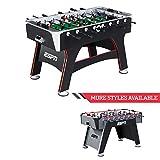 ESPN SOC056_218E 56' Arcade Foosball Table