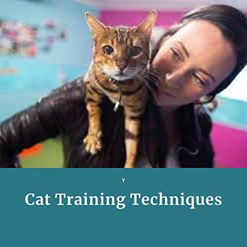 Cat Training Techniques  By  cover art
