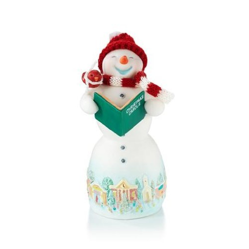 Hallmark Keepsake Ornament Melody I. Singsweet 9th...