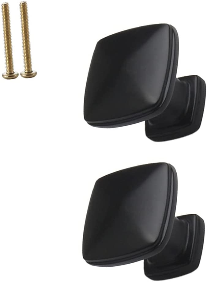 Pulls and Knobs for Luxury goods Kitchen Cabinets Hardw Dresser 2 Max 46% OFF Square Pack