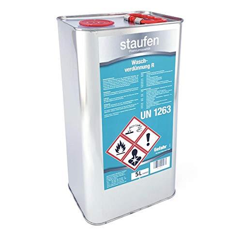 Staufen Chemie Waschverdünnung R Premiumqualität 5 Liter Verdünnung Reiniger