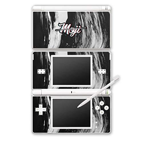 DeinDesign Skin kompatibel mit Nintendo DS Lite Folie Sticker Moji YouTube Motorsport