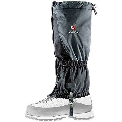 Deuter Altus Gaiter M Soufflets, Mixte Adulte, Gris (Granite/Black), Taille Unique