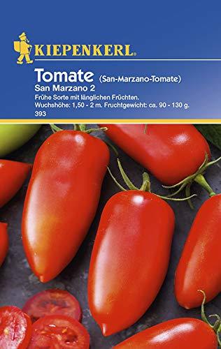 Kiepenkerl 393 Tomate San Marzano 2 (Tomatensamen)